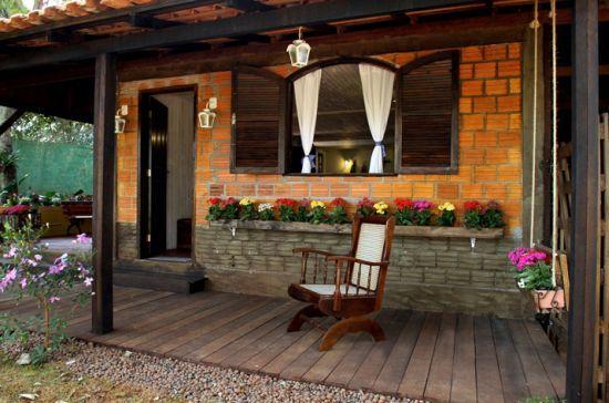361 best images about planos de casa campo o playa on - Casas de campo pequenas ...