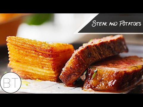 """Steak and Potatoes"" ByronTalbott - YouTube"