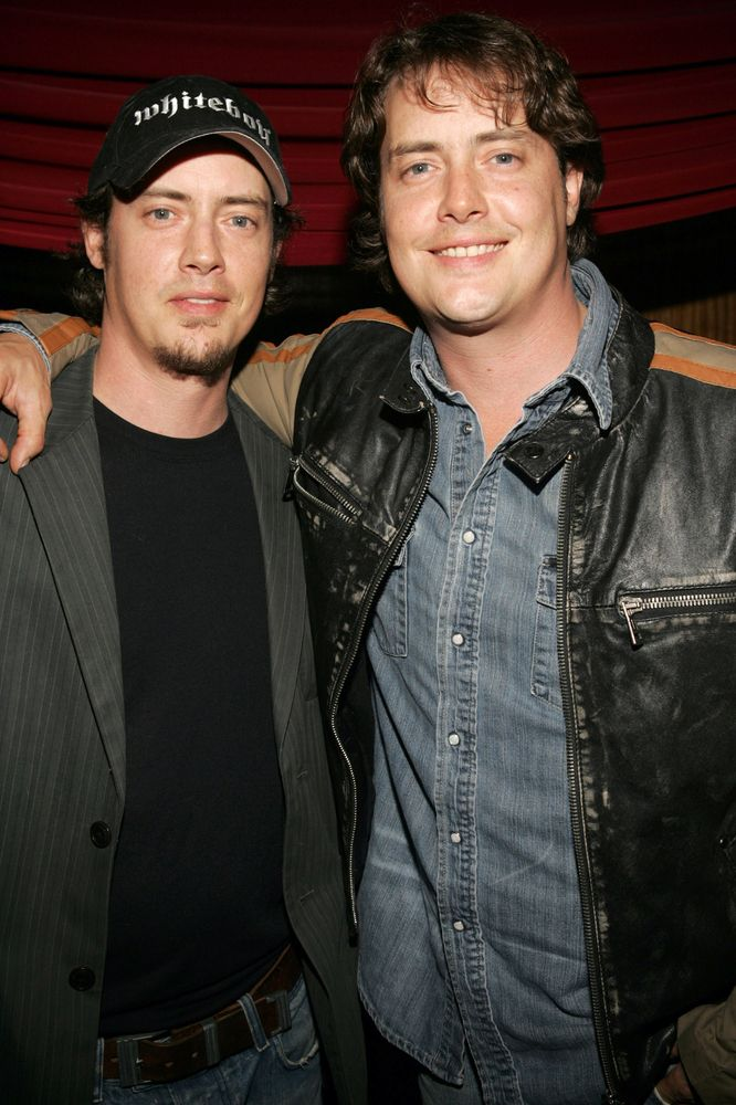 These Celebrities Have Ridiculously Good Looking Siblings, Yet We're Not Surprised - Twins Jason and Jeremy London.