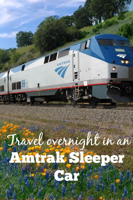 Ever wonder what it's like to travel overnight in an Amtrak sleeper car? Click here for a photo tour of the private Amtrak Coast Starlight sleeper car room on the train from Los Angeles or San Francisco to Seattle, Washington. It's a great way to travel on a cross-country trip!