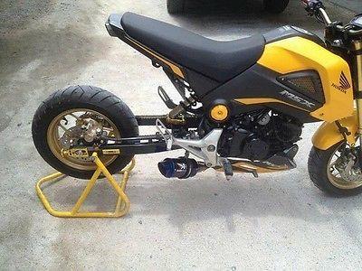Honda-Grom-Msx-125-Swing-Arm-Extension-Elongate-Frame-Long-Race-5inc-Rear-Sale