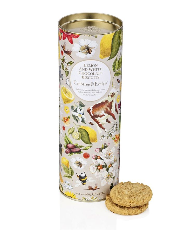 Biscuits by Crabtree & Evelyn