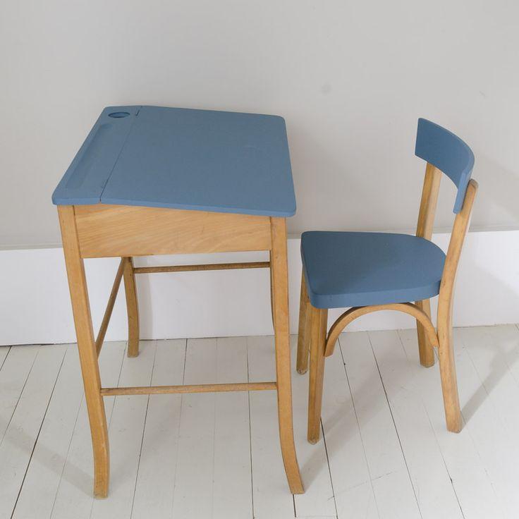 Bureau et chaise enfant « La Bruyère