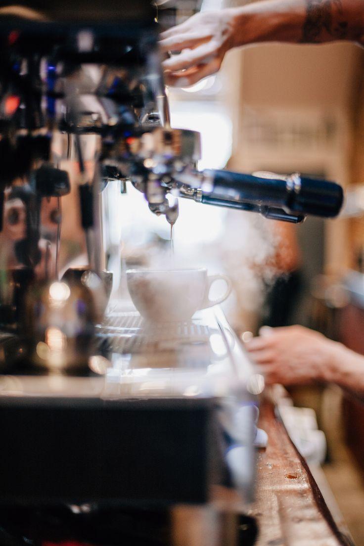I miss being near an espresso machine everyday.