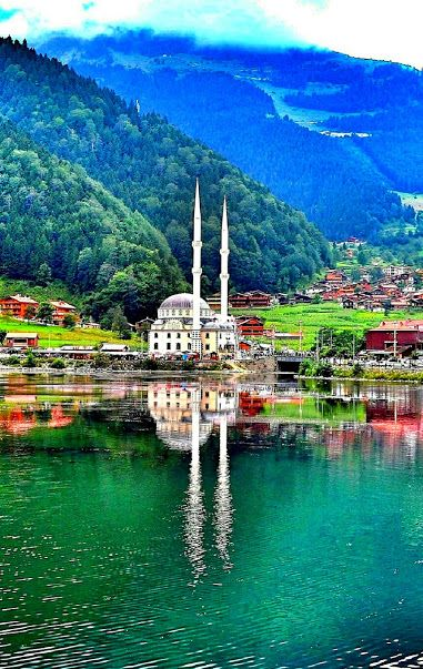 looks lovely, i wonder where is this place in Turkey?