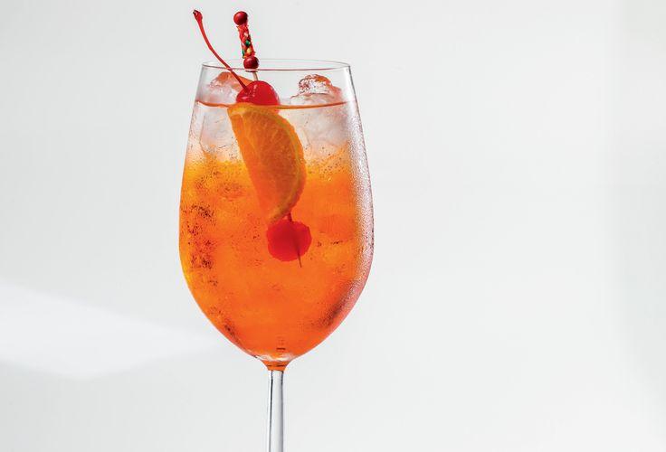 Aprenda a receita do Aperol Spritz perfeito