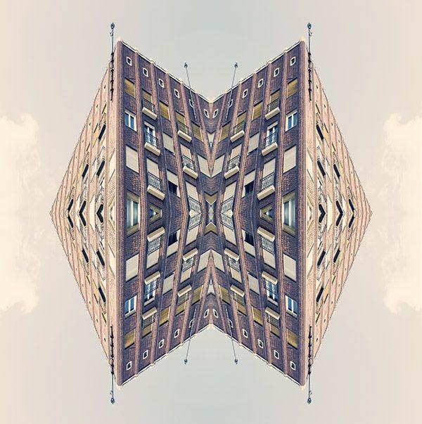 Symmetry in Budapest on Behance