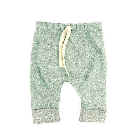 crop harem - mini mioche - organic infant clothing and kids clothes - made in Canada