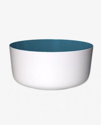 Pantone bowl 3 Indian Teal 19-4227