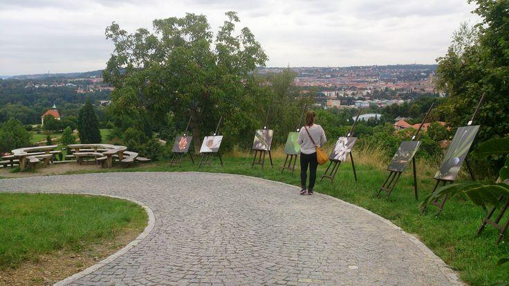 Botanická záhrada Praha (moja obľúbená fotka z Prahy) Prague