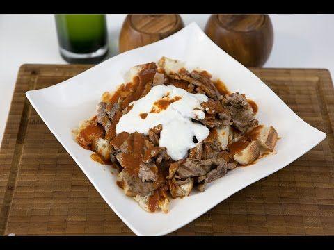 Ev Yapımı Beyti Kebap Tarifi - Leyla ile Yemek Saati - YouTube