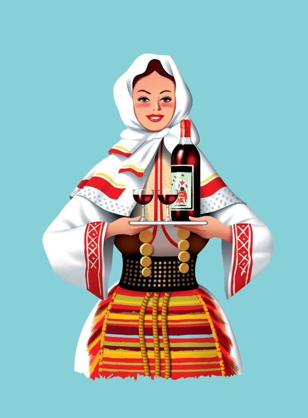 Pelinkovac - Mascot Makeover #design #illustration