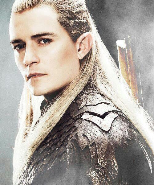 LEGOLAS!!!!! ~ From The Hobbit!! So have to see him in this movie