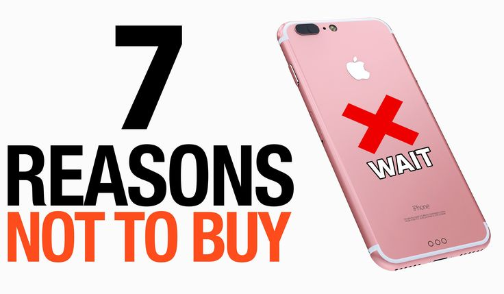 7 Reasons NOT To Buy The iPhone 7! - WATCH VIDEO HERE -> http://pricephilippines.info/7-reasons-not-to-buy-the-iphone-7/      Click Here for a Complete List of iPhone Price in the Philippines  ** price of iphone 6 plus in the philippines  Save Your Money, 7 Reasons NOT To Buy iPhone 7 & Rather Wait for iPhone 7S in 2017. Why You WON'T Regret Waiting! Video credits to the YouTube channel owner   Price Philippines