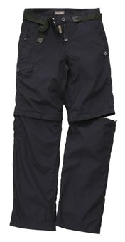 Craghoppers Women's Kiwi Zip Off Convertible Trousers