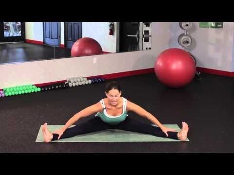 Triathlete Stretches to Open the Hips : Stretching Techniques