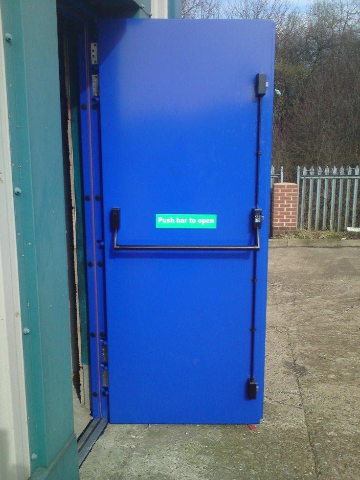 163 best images about back door inspiration on pinterest for Idea fire door