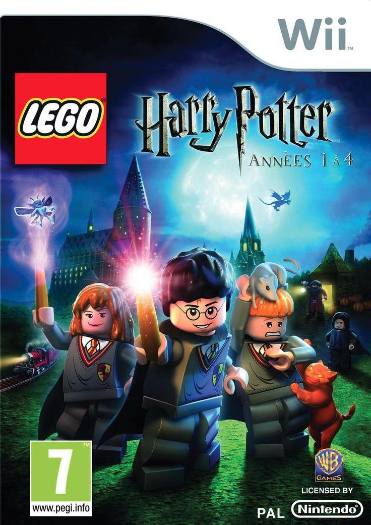 Lego Harry Potter - Années 1 à 4: Nintendo Wii: Amazon.fr: Jeux vidéo