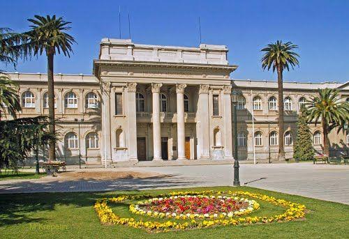 Museo Historia Natural Santiago de Chile