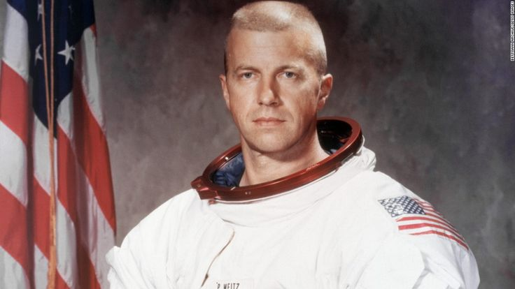 Former astronaut Paul Weitz, who commanded the maiden voyage of the space shuttle Challenger, has died, according to NASA. He was 85.
