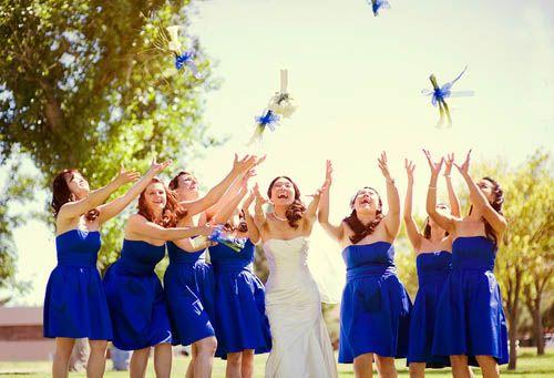 A Brief Look into Royal Blue Bridesmaid Dresses : nicolescottのブログ