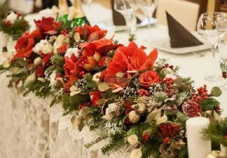 маленькие новогодние композиции на столы в кафе: 21 тыс изображений найдено в Яндекс.Картинках