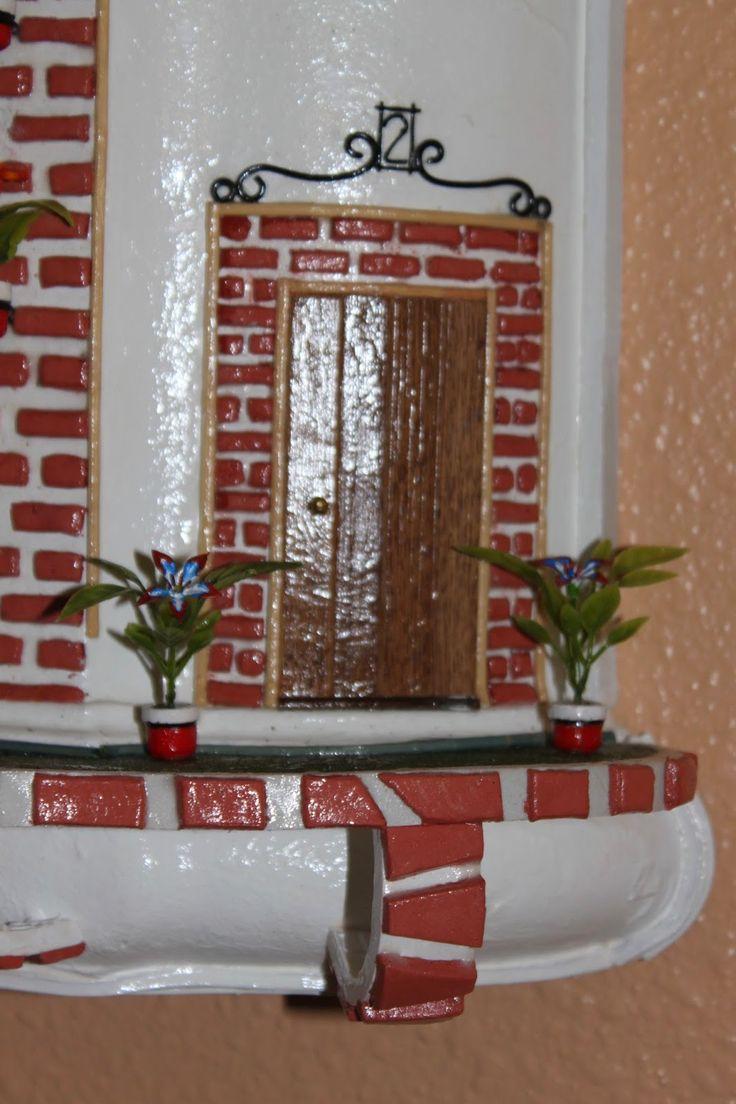 M s de 1000 ideas sobre fachada de ladrillo rojo en for Oficinas decoradas con plantas
