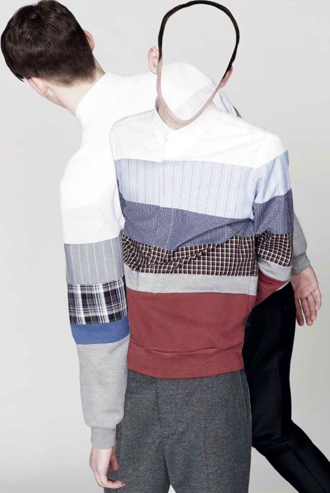 Kris Van Assche AW 2013 campaign by Bruno Staub     a few more Art  Design posts are hiddeninside