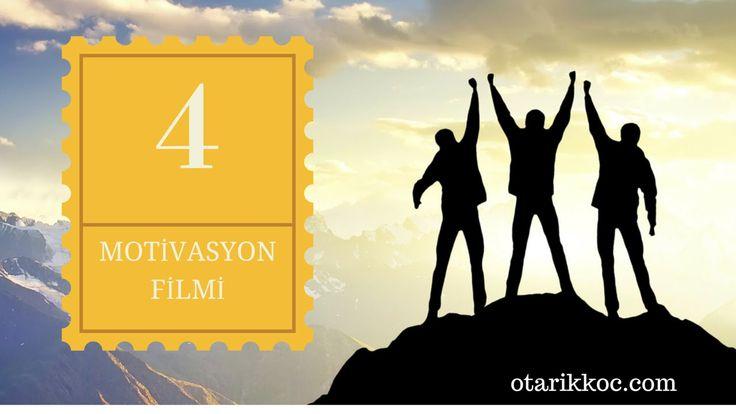 Başarmak için İzleyin: 4 Muhteşem Motivasyon Filmi!