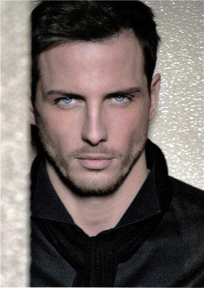 Male model William Ponzetti - inspiring, yes?