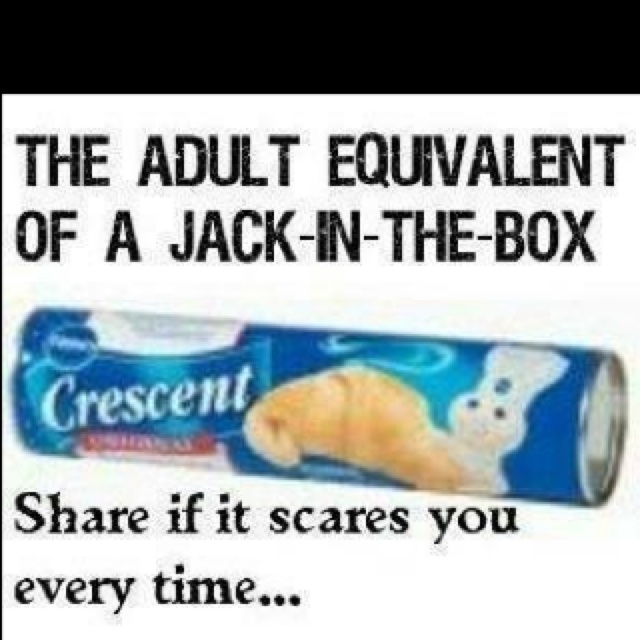 Lol  Too funny! I swear I squeeze my eyes!Time, Laugh, Funny Stuff, So True, Random Thoughts, Things, Jack O'Connel, True Stories, Crescents Rolls