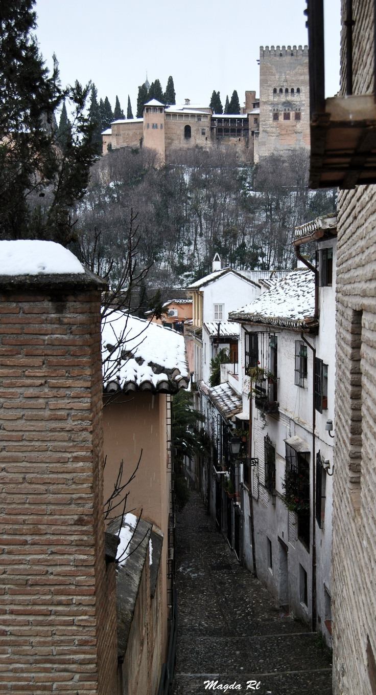 Sepharad - Albaicin, Granada, Spain…