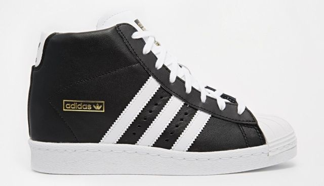 estilo moderno mejor valor llegando adidas superstar high top black and white | Great Quality. Fast Delivery.  Special Offers. firstassist.com.tr