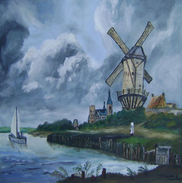 17 best images about nederland pays bas the netherlands for Courant artistique