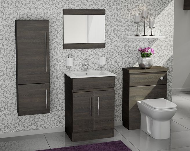 Give Yourself Plenty Of Bathroom Storage With Pure Units - If you've plenty of clutter that needs tidying away, our Pure modular units are great for providing a large amount of bathroom storage. The range of unit types is perfect for tidying things away and keeping the room looking as tidy as possible. This means the bathroom stays a clean and relaxing place to be – as it should be!