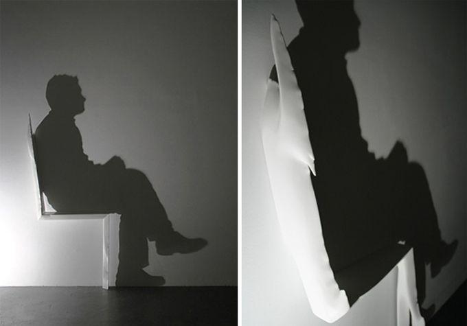 The Art of Shadows by Kumi Yamashita