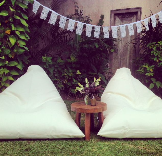 Lazy Sunday Set | Bali Event Hire www.balieventhire.com
