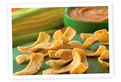 Cowboy FRITOS® Pie - a twist on classic Fritos Pie using beans and bacon