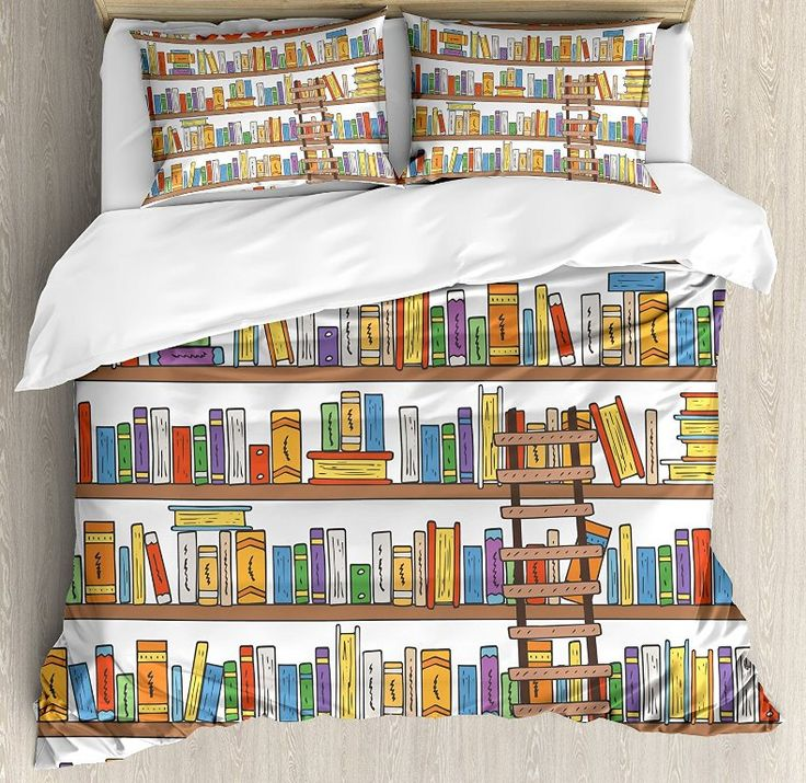 Bookish Bed - Writers Write