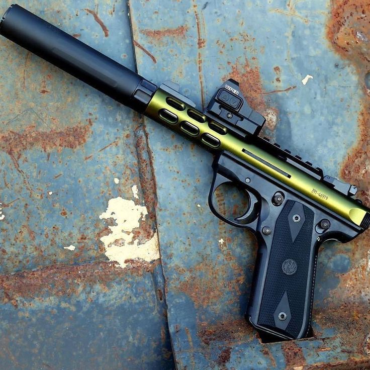 The @rugersofficial 22/45 LITE -