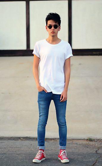 Super Skinny Jeans Boys | Boys and men in skinny Jeans | Pinterest ...