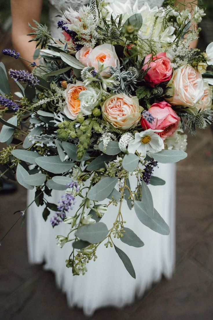 Boho Hochzeit auf einem Herrenhaus – Wedding Flower Inspiration