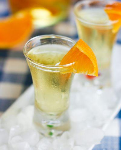 Orangecello Liquor! BFF to Lemoncello!