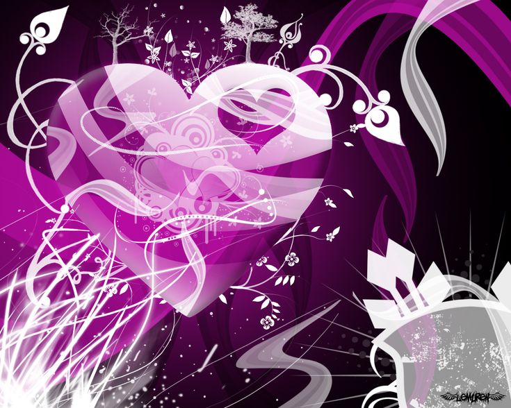 Serene: Purple from Jacci Howard Bear's Desktop Publishing Colors And Color's Meanings !!