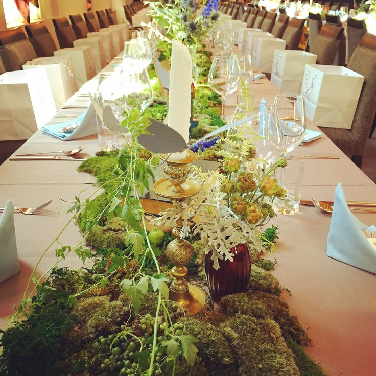 ゲストテーブル/ ウェディング / 結婚式 / オリジナルウェディング/ オーダーメイド結婚式