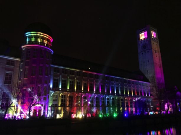 German IYL 2015 Opening Ceremony at the Deutsches Museum in Munich. Credits: DPG