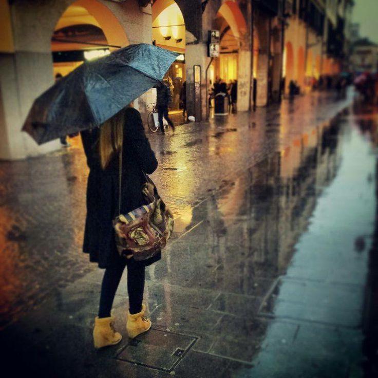 Via Roma, Padova.#Padua #Italy