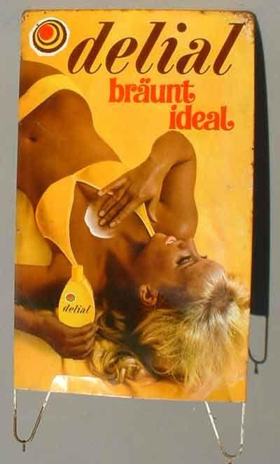 Delial bräunt ideal