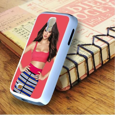 Gorgeous Hot Pink Selena Gomez Samsung Galaxy S4 Case