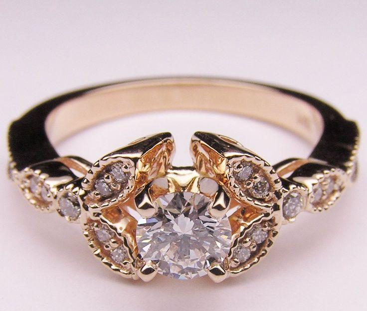 524 best Wedding Rings images on Pinterest